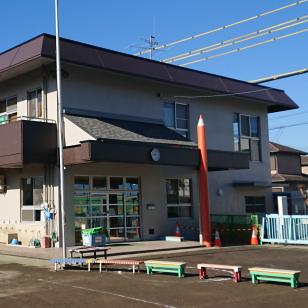 大富士保育園外装改修